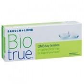 Biotrue ONEday  boîte de 30 lentilles