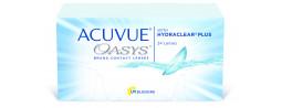 ACUVUE OASYS with Hydraclear Plus boîte de 24 lentilles