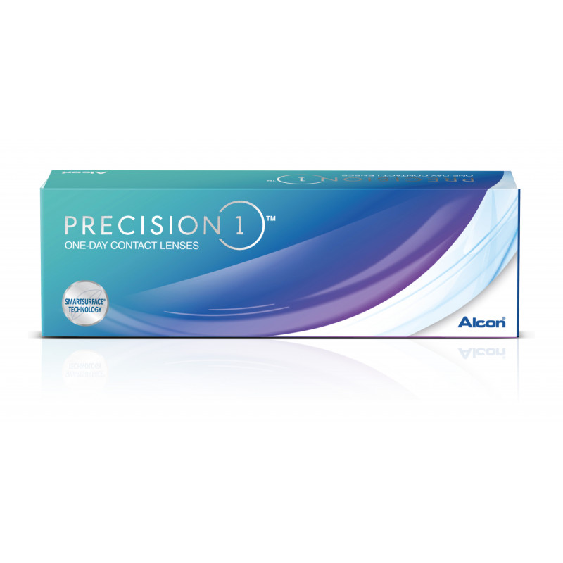 Precision 1 - boîte de 30 lentilles