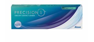 Precision 1 for Astigmatism - boîte de 30 lentilles