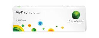 MyDay daily disposable  boîte de 30