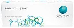 Biomedics 1 day Extra  boîte de 30
