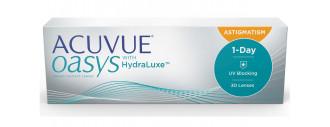 ACUVUE OASYS 1-Day  for Astigmatism boîte de 30 lentilles