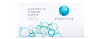 Biomedics 55 Evolution  boîte de 6