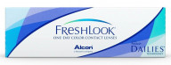 FreshLook One-Day boîte de 10 lentilles