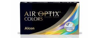 AIR OPTIX COLORS boîte de 2