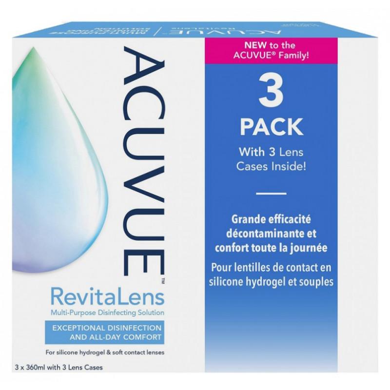 Acuvue RevitaLens Multipack