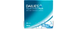 DAILIES AquaComfort Plus boîte de 90