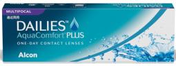 DAILIES AquaComfort Plus Multifocal boîte de 30 lentilles