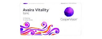 Avaira Vitality toric -...