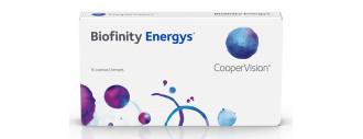 Biofinity Energys - boîte...