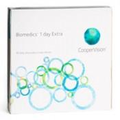 Biomedics 1 Day Extra  boîte de 90 lentilles