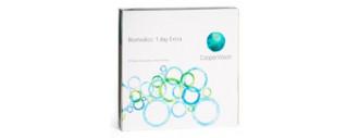Biomedics 1 day Extra  boîte de 90